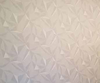 Wallpapering front room
